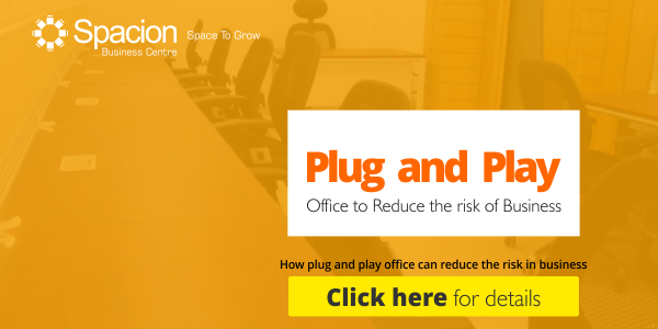Plug and Play Office to Reduce the risk of Business