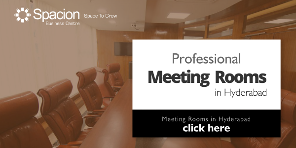 Professional Meeting Rooms in Hyderabad